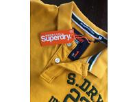Superdry Polos Size M and L BRAND NEW