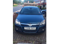 VAUXHALL ASTRA 2006 AUTOMATIC UNRECORDED 5 DOOR PETROL TWINPORT S-A