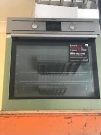 AEG builtin oven like new