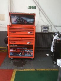 Snap on 40 inch stack limited edition