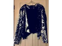 Dorothy Perkins Sequin Jacket