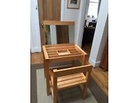 Compact Dressing Table or Bedroom Desk