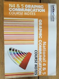 N4 & N5, Graphic Communication COURSE NOTES
