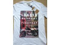 Firetrap t shirt