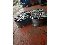 Mercedes alloys 19