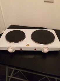 Portable electric hobs