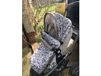Mothercare Xpedior Tusk Special Edition pushchair/ pram