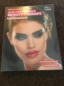 Beauty therapy diploma book