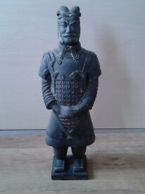 Terracotta Army Warrior