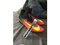 100% genuine Nike mecurial superflys size 9