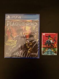 Plague Road PS4 Limited Run game