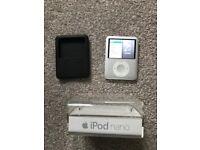 Apple iPod nano, Silver, 3rd generation (8GB)