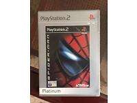 Spider-Man game for ps2