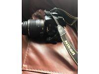 Nikon DSLR D5100 camera