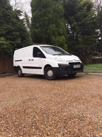 2009-59 CITROEN DISPATCH 1200 HDI 120 LWB (ONE OWNER FROM NEW) (50,000 MILES) (FULL SERVICE HISTORY)