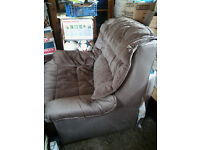 Brown Armchair / seat / sofa - Free