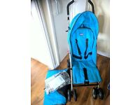 Chicco London stroller new