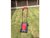 Sovereign 31cm Corded Rotary Lawnmower - 1000W