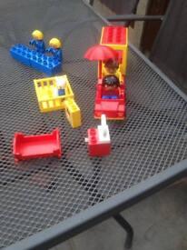 Lego Duplo family set