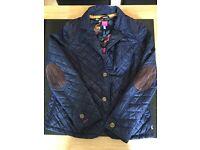 Ladies Joules Jacket Size 14