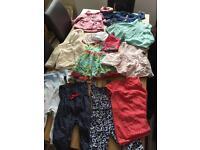 Bulk baby clothes 12-18 months