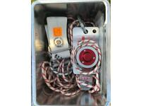 Drain inspection kit/rescue kit