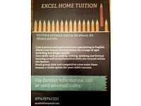 EXCEL HOME TUITION, BASED IN YARDLEY, BIRMINGHAM
