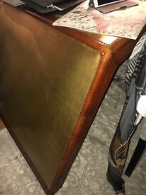 Big Brass Beautiful Desk£ 550