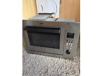 Zanussi Microwave for integrated