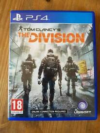 The Division, PS4
