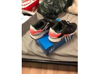 Adidas EQT trainers Not Nike
