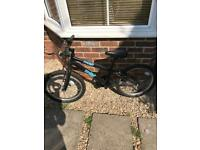 Trax bike