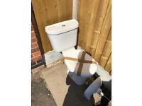 Toilet-White