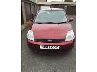 Ford Fiesta 1.3 for sale great condition £695