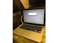 "Apple Macbook Pro (Late 2011) 13"" Display - 2.4GHz - 4GB DDR3 RAM - 500GB Hard Drive"