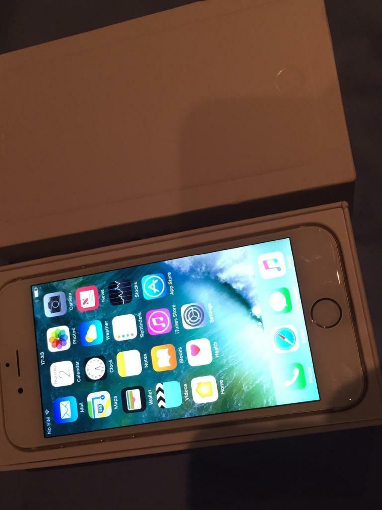 iPhone 6 white and goldo2 networkin Maidstone, KentGumtree - iPhone 6 in white and gold 16gb and on o2 network Boxed with charger Fully working and good conditionCollection Maidstone