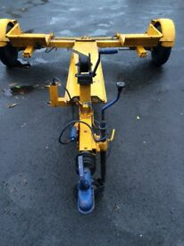 CAR DOLLY, TRAILER, BREAKDOWN, RECOVERY, A FRAME, PLANT, EX AA
