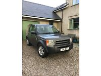 2005 LANDROVER DISCOVERY 3 TDV6 Grey Diesel Manual Low Mileage 77,000 £7995
