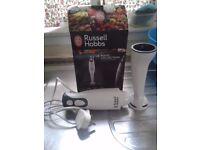 Russell Hobbs hand blender for sale. £8
