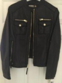 Michael kors Leather jacket new