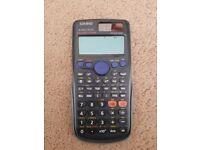 Casio FX-85GT Plus Dual Solar Power Scientific Calculator GCSE A-Levels Exams