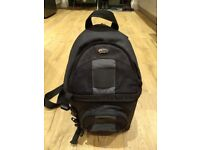 Lowpro camera backpack 43x24x16cm