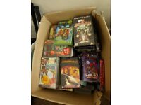 VHS TAPES FOR CAR BOOT ETC