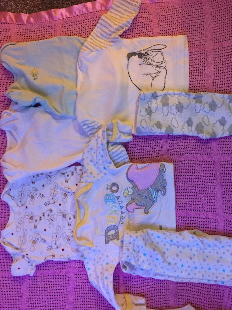 Unisex baby clothes 0 3in Shirley, West MidlandsGumtree - Great used condition from various places. Size 0 3. 12 items. Other bundles also available