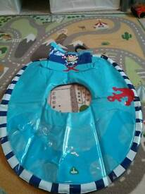 ELC pirate rubber swim ring - never used