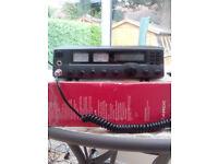 Albrecht AE 497 W 25 Watt Version AM/FM/SSB 10m Transceiver