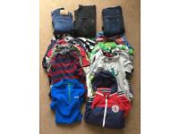 Boys Clothes Bundle, 23 items. 8-10 years.