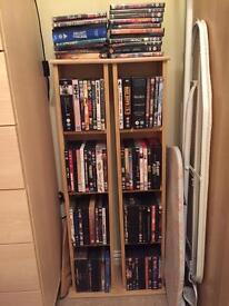 Bookshelf/DVD x2