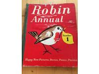 Number 1 Robin annual