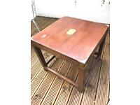 Coffee Table (Antique Military)